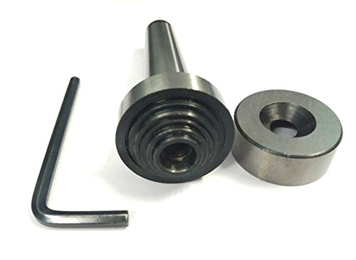 Slitting Saw Holder Arbor MT-3 Shank For Slit Discs Milling Lathe Tools-M12 x 1.75 Drawbar by Global Tools