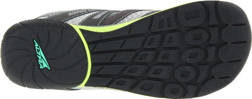 Altra Womens Provisioness Running Shoe Cool Gray/Neon Green WqCzp