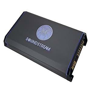 Soundstream T1.6000DL 6000W Tarantula Series Mono Block ...