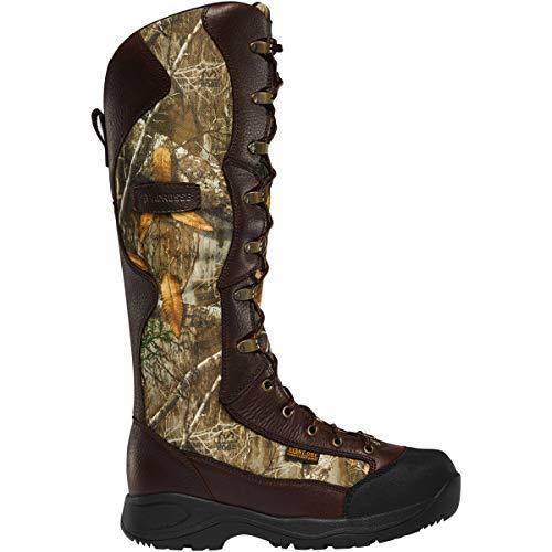 """Lacrosse Men's 425618 Venom 18"""" Waterproof Hunting Snake Boot, Realtree Edge - 9 M"""
