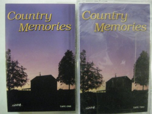 CONWAY TWITTY - Country Memories- 2 Tapes Audio Cassette - Zortam Music