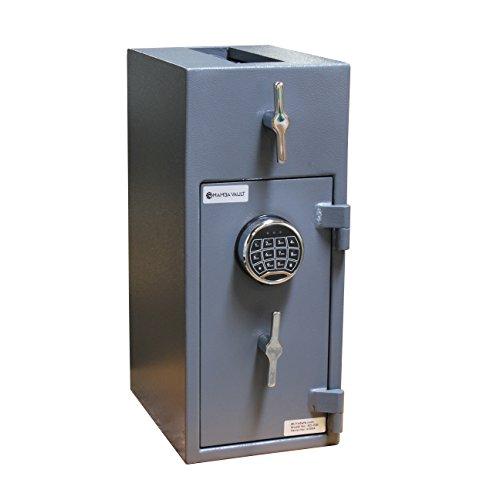 - SD-03E Mamba Vault Top Loading Rotary-Depository Safe w/Electronic Lock