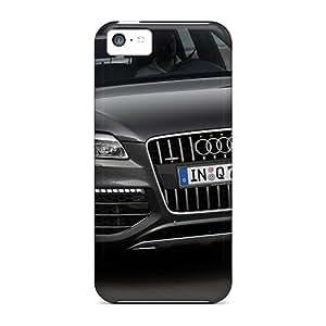 Hot Audi Q7 V12 Tdi 2009 First Grade Tpu Phone Case For Iphone 5c Case Cover