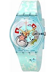 [Swatch] SWATCH watch Gent (stringent) PISCINA GL121 [regular imported goods]