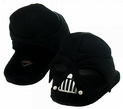 Star Wars Darth Vader Mens Slippers Medium X1COm