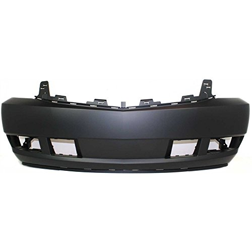 Front BUMPER COVER Primed for 2007-2014 Cadillac Escalade 2007-2014 Cadillac Escalade ESV 2007-2013 Cadillac Escalade EXT