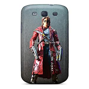 LauraAdamicska Samsung Galaxy S3 Shock Absorbent Hard Cell-phone Case Custom High-definition Bon Jovi Image [ZNI18485znyW]