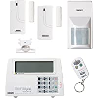 Defiant THD-1000 Home Security Wireless Home Protection System