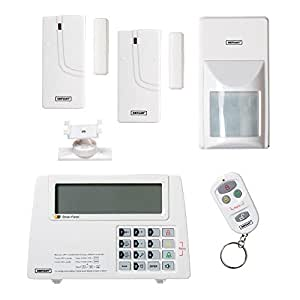 Amazon Com Defiant Thd 1000 Home Security Wireless Home