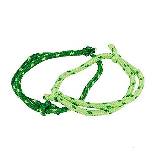 St Patricks Green (St. Patrick's Day Rope Bracelets)