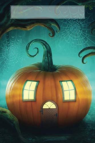 Pumpkin Cottage Recipes: 150 page Blank Recipe Book (Recipe 150) (Volume ()