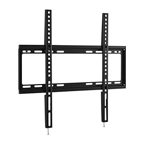 ORIENTOOLS TV Wall Mount Bracket Most 32″-60″ LED, LCD Plasma TVs Up to VESA 400x400mm, 110 LBS Loading Capacity, Low Profile