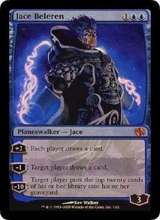 Used, Magic: the Gathering - Jace Beleren - Duel Decks: Jace for sale  Delivered anywhere in USA