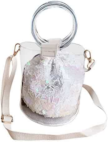 Exercise & Fitness Fainosmny Womens Bag Shoulder Bag Fashion Girls Messenger Bag Turn Lock Phone Bag Solid Crossbody Bag Toiletry Bag