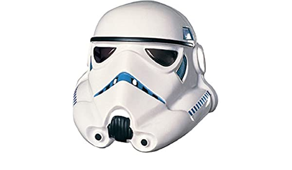 Soldado Imperial de Star Wars PVC máscara facial SA-hombre ...