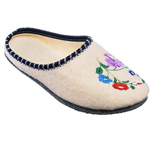 1 Chaussons Leatherworld pour Blume femme xZxpIdF