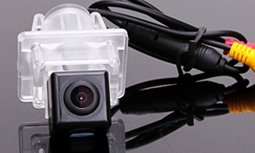 Waterproof Mini Wide Angle HD CCD Car Rear View Camera - 7