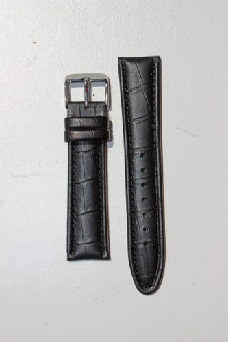 cyma-20mm-black-alligator-matte-genuine-leather-watchband-with-s-s-buckle