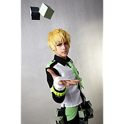 Dramatical Murder DMMD Noiz Cosplay Costume: Clothing