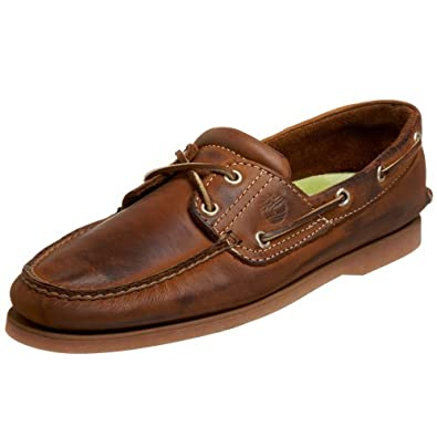 Timberland Men S Classic Two Eye Boat Shoe