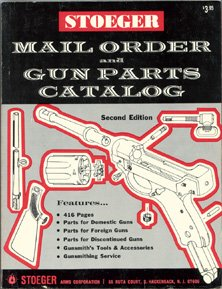 Stoeger Mail Order and Gun Parts Catalog