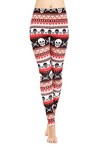 Skull leggings!! :)