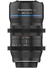 SIRUI 35mm Anamorphic Lens F1.8 1.33X