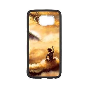 Dragon Ball Z Samsung Galaxy S6 Cell Phone Case Black gift pjz003-9385125