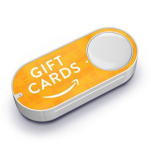 Amazon Gift Card Dash Button - Digital Gift Buy Cards