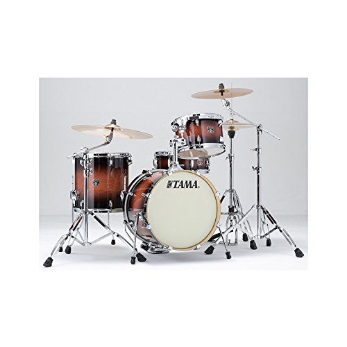 Tama Superstar Classic 4-Piece Jazz Shell Pack Mahogany Burst