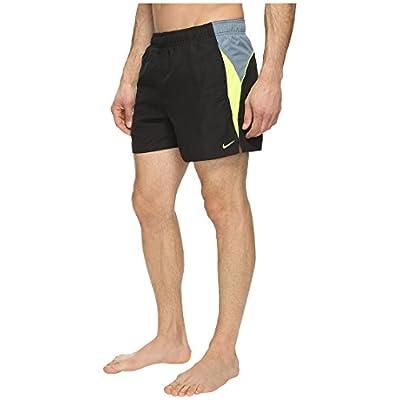 "Hot Nike Men's Current 4"" Swim Trunks Black hot sale"