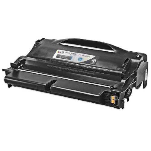 LD Remanufactured High Yield Black Laser Toner Cartridge for Lexmark 12A8425 (T430 Series Printers) (Printer T430 Laser)