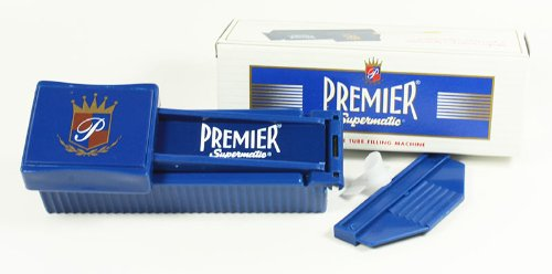 Premier Blue Injector Machine - King Size RYO Cigarette Maker by Premier
