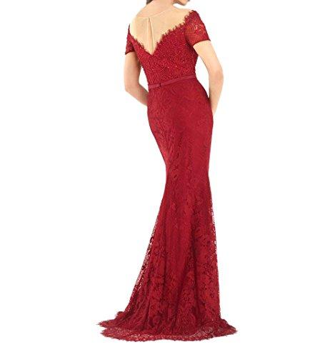 Lang Abschlussballkleider Royal Brautmutterkleider mia U Spitze Blau Promkleider 2018 Brau La Etuikleider Abiballkleider auschnigg qw0x7P0p