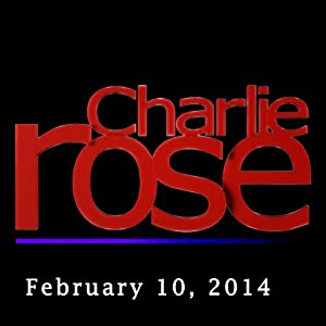 Charlie Rose: Bill Murray, February 10, 2014 Radio/TV Program
