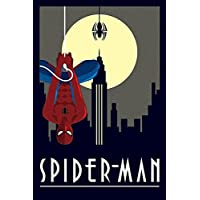 Childrens Marvel Deco Spider-Man Maxi Poster 61x91.5cm