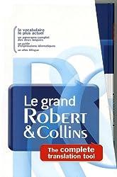 Le grand Robert & Collins : Coffret super senior 2 volumes