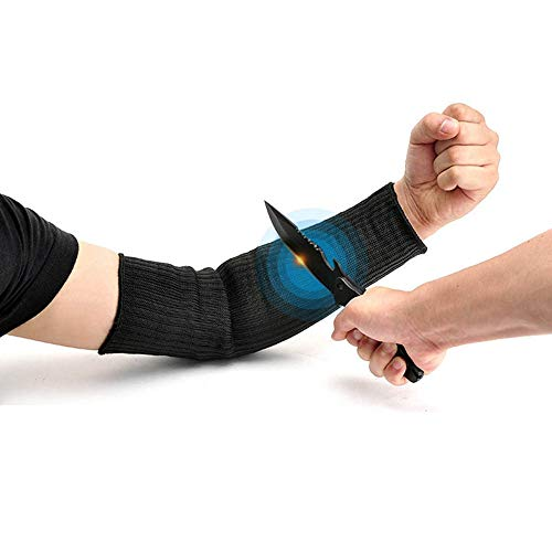 Running Cycling Kitchen Fishing Cut Resistant Arm Sleeves