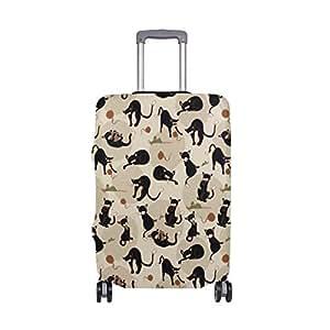 Amazon.com: Disfraz de gato Cheshire para viajes, ligero ...