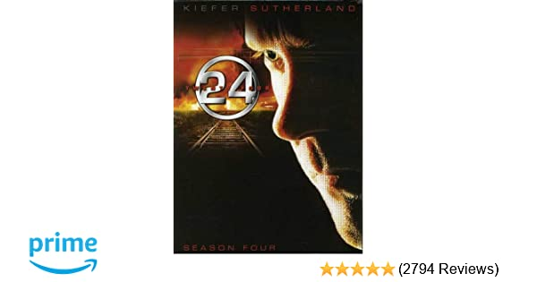 Amazon com: 24: Season 4: Kiefer Sutherland, Carlos Bernard, Reiko