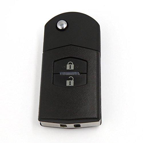 07 mazda 3 flip key - 1