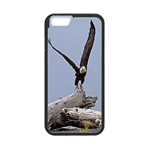 "[Tony-Wilson Phone Case] For Apple Iphone 6,4.7"" screen -IKAI0447618-Cute Eagles"