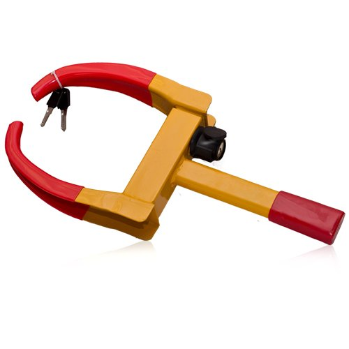 Heavy Anti Theft Wheel Clamp Automotive