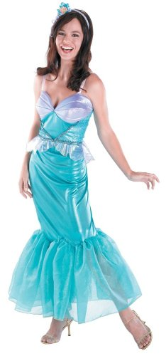 Disgu (Womens Disney Deluxe Ariel Costumes)