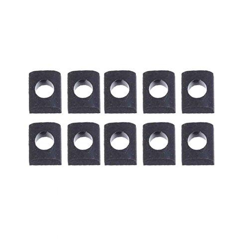ORANGE SEAL KIT REFILL,GROMMET; SQUARE, 10 PIECES - Grommet Kit Refill