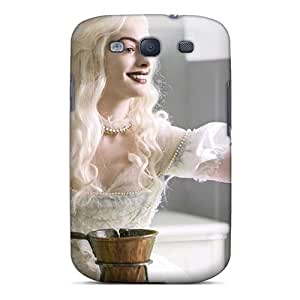 Premium Durable Anne Hathaway Alice In Wonderland Fashion Tpu Galaxy S3 Protective Case Cover