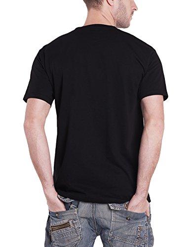 Break Camiseta Logotipo Band Negro Skeleton Hell Airbourne Outta oficial Hombre Nuevo qpC11