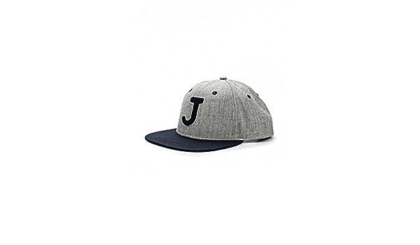 Jack & Jones - Gorra de béisbol - para hombre gris Talla única ...