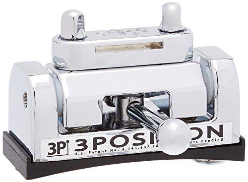 DW DWSM2158 3-Position Butt Plate
