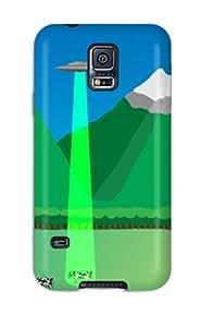 New FsUyq2914erQoZ C Graphics Tpu Cover Case For Galaxy S5
